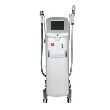 Multifunctional 2 in 1 IPL Laser Hair Removal Skin Rejuvenation Machine